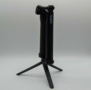 Genuine GoPro - 3 Way Mount Tripod Extended Arm Foldable Selfie Stick