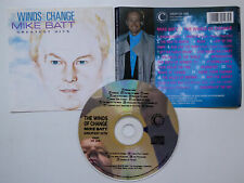 MIKE BATT <  The Winds Of Change (Greatest Hits)  > VG+ (CD)