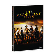 The Magnificent Seven (1960) Yul Brynner, Steve McQueen DVD *NEW