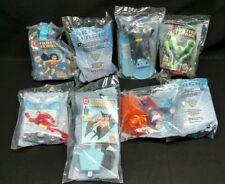 Burger King 2003 - Justice League DC - Complete Set of 8 NIP SEALED