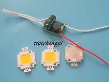 1set 10W UV 365NM 395NM white BLUE Cyan Green High Power LED + 10Watt Driver