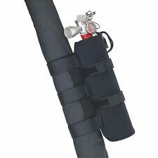 Smittybilt Universal Roll Bar Mounted 2.5 Pound Fire Extinguisher Holder 769540