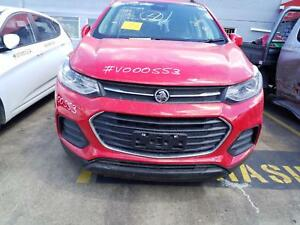 HOLDEN TRAX 2017 VEHICLE WRECKING PARTS ## V000553 ##