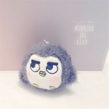 "3"" KPOP EXO DO Doh Kyungsoo Penguin Mini Plush Keychain Toy Doll Keyring Charm"