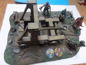 CONTE VIKING Catapult and Crew