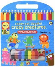 ALEX Toys Ready Set Doodle Kit, Crazy Creature