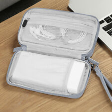 Electronic Accessories Cable Organizer Bag USB Charger Storage Case Pouch WA