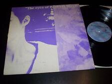 """Various """"The Eyes Of Barbara Steele (The Eternal Vistas Of Love)"""" LP CHERRY RED"""