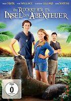 Die Rückkehr zur Insel der Abenteuer von Brendan Maher | DVD | Zustand gut
