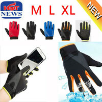 Winter Sports Neoprene Windproof Waterproof Ski Screen Thermal Gloves Mittens VN