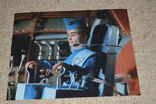 SHANE RIMMER signed Autogramm In Person 20x25 cm THUNDERBIRDS