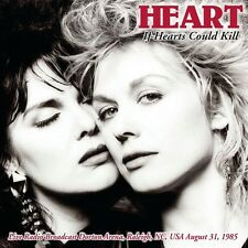 HEART - IF HEARTS COULD KILL (LIVE RADIO BROADCAST)  2 CD NEW+