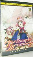 DVD EROTIC ANIME SEXY HOT MANGA FANTASY EROTICO-PRINCESS MEMORY hard,girls,woman