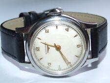 Stunning, Very Scarce Cal 12.68N WWII c1940 Longines Military Type Wristwatch!