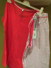 Debenhams Ladies PJ's in Pink - Size 10