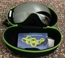 Bfull - masque pour le ski et le snoboard - avec housse de protection - neuf