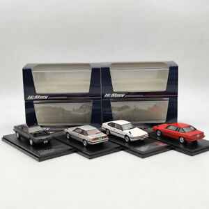 Hi Story 1:43 Mazda Cosmo Turbo Limited 1982 HS240 Resin Model Collection