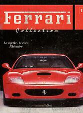 FASCICULE FABBRI bis 13 REVUE COLLECTION FERRARI 375 AMERICA 250 GTO 1962 F1 641