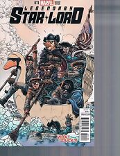Legendary Star Lord #11 Black Vortex WHAT THE DUCK?! Stokoe Variant 2015 Marvel
