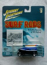 Johnny Lightning surf rod the Endless Summer of 60s surfing 1/64 scale diecast