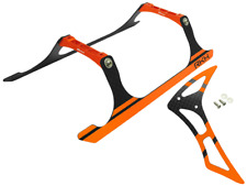 Rakon CNC Landing Gear and Tail Fin Combo - Blade 230 230S999-BO