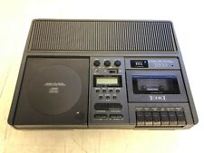 EIKI Commercial CD Player/Tape Recorder 7070A