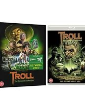 Troll The Complete Collection Eureka Classics Limited Edition Blu-ray