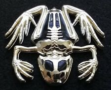 SIGNATURE PIECE Navy SEAL Frog Man Mal Ad Osteo Naval Special War Challenge Coin