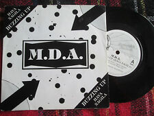 M.D.A.– Buzzing Up (Hava Nagila Sunnyside Records STYLE 333 UK 7 Inch 45 single
