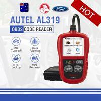 Autel AL319 Reader Scanner OBD2 Diagnostic Tool For FORD Holden as Ancel AD410