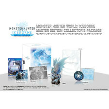 PS4 Monster Hunter World: Iceborne Master Edition Collector's Package Japan ver.