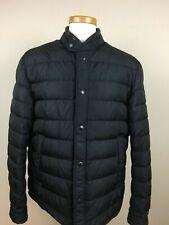 Moncler Men's Black Padded Down Jacket Size 6