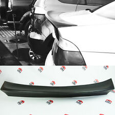 BMW E46 csl style trunk rear SPOILER ducktail for sedan 4door