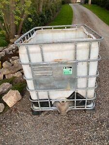 FREE Stillage crate IBC Tank  ilk storage crate box
