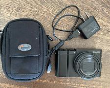 Panasonic LUMIX DMC-ZS100 20.0MP Digital Camera - Black