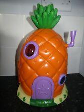 Spongebob pineapple house  playset Rare and extra figures