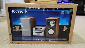 Sony CMT-RB5 Micro Hi-fi Component System CD Player Radio