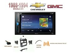 1988-1994 CHEVY GMC SUV/ Full Size Trucks BLUETOOTH TOUCHSCREEN Car Stereo Kit