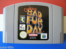 CONKER'S BAD FUR DAY - NINTENDO 64 - N64