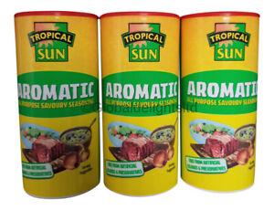 Tropical Sun Aromatic All Purpose Savoury Seasoning  (Pack of 3)