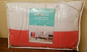 Multi Stripe Reversible Comforter 58x42in  - Pillowfort