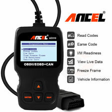 Universal OBD2 Auto fault Code Reader reset car engine Analyzer Diagnostic Tool