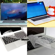 "Protection de clavier en silicone Ordinateur Apple Macbook Pro /Retina 13"" 15"""
