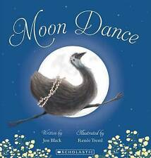 Moon Dance by Jess Black Children's Reading Picture Story Book 2016 NEW
