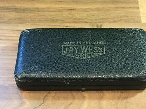 VINTAGE JAYWESS SERIES J23 COMPASS DRAWING SET IN CASE