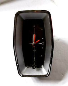 1961 1962 1963 Lincoln Clock Serviced Works Perfectly 61 62 63