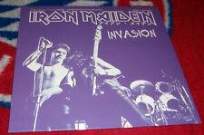 Iron Maiden – Invasion, That's All Folks!DSR-TAF668, Purple Vinyl 90/333, RAR!