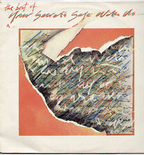VARIOUS ARTISTS~BEST OF YOUR SECRET'S SAFE WITH US...~1982 UK 10-TRACK LP RECORD