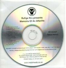 (AI135) Rufige Kru pres. Memoirs of an Afterlife- DJ CD