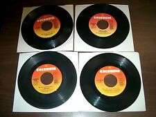 70's/80's Records 45 RPM Lot MARIAH CAREY Collection 6 different records